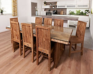 Reclaimed Teak Rectangle Dining table