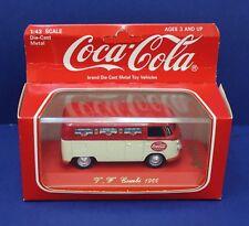 Solido 6599 1:43 O Scale 1966 Volkswagen Combi Van Coca Cola MIB 90s