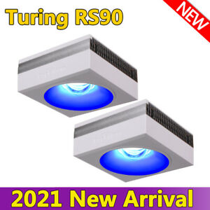 2PCS LED Aquarium Light Dimmable 180W For Marine Tank Reef Coral Light Saltwater