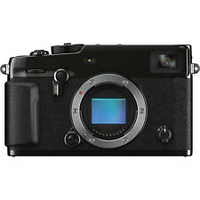 Fujifilm X-Pro3 Mirrorless Digital Camera Body - Black - Open Box