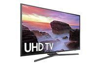 Samsung Electronics UN40MU6300 40-Inch 4K Ultra HD Smart LED TV with 120 MR