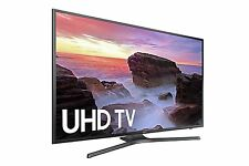 Samsung Electronics UN40MU6300 40-Inch 4K Ultra HD Smart LED TV with 120 MR