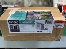 10 Circuit Transfer Switch Gen Tran 301060