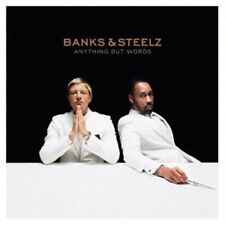BANKS & STEELZ-ANYTHING BUT WORDS-JAPAN CD E20