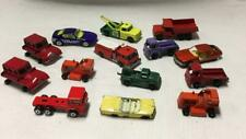 Lot 14 Matchbox Vintage Antique Lesney Cars Various models years & Sizes NICE!