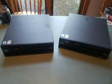 IBM THINKCENTRE 8419-33U TWO 2x Desktop Pc Work Station