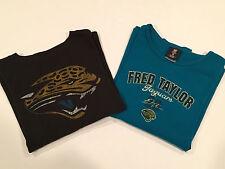 Nfl team apparel jacksonville jaguars womens long sleeve shirts teal black therm