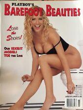 Playboy Barefoot Beauties Magazine