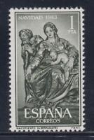SPAIN (1963) MNH - NUEVO SIN FIJASELLOS SPAIN - EDIFIL 1535 NAVIDAD