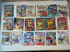 Archie Digest Library Comics Large Assorted Lot 30 books