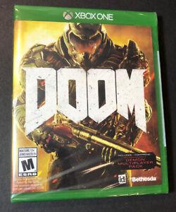 Doom (XBOX ONE) NEW