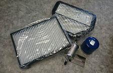 Gr. Inspektionspaket Filter Wartungskit Chevrolet Captiva 2,4 100KW 2006-