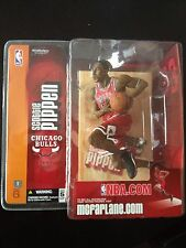 Scottie PIPPEN, NBA Mcfarlane Figure, Chicago BULLS, Bulls LEGENDS ...WOW!