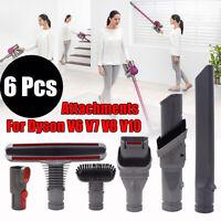 6PCS Attachments Kit Replacement for Dyson V6 V7 V8 V10  Vacuum Cleaner Parts 9