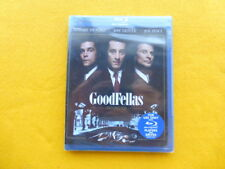 Goodfellas (Blu-ray Disc, 2007) New / Sealed 1st Class Shipping!
