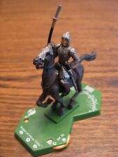 "Lotr Tmg Combat Hex Rk 70 Knight of Minas Tirith Mounted ""Rare"""