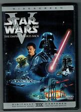 STAR WARS V THE EMPIRE STRIKES BACK WIDESCREEN DVD episode five 5 wide screen