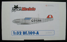 Alley Cat AC32008C -Messerschmitt Bf 109-A für Eduard Me 109 1:32 Conversion Set