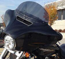 Getöntes 8 Zoll Windshield für Harley-Davidson E-Glide/Street Glide ab 2014 NEU!