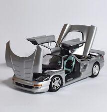 Guiloy 68540 Mercedes Benz C112 Sportwagen in silber lackiert OVP, 1:18, K021