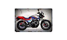 1983 suzuki gs650g katana Bike Motorcycle A4 Photo Poster