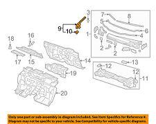 HONDA OEM 09-13 Fit Cowl-Hinge Cover Right 74222TK6A00