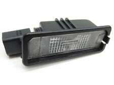 SEAT Leon 2012 -  ; Toledo 2012 - ; License Plate Light Lamp