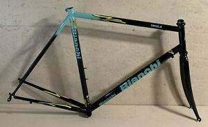 BIANCHI IMOLA FRAME AND FORK LARGE HEADSET INCLUDED