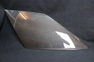 Original Audi Q2 Ga Carbon Blade C-Pillar Fairing Outside 81A071351A