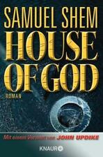 House of God - Samuel Shem - 9783426638811