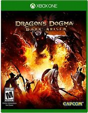 Dragon's Dogma: Dark Arisen (Microsoft Xbox One, 2017)