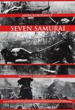 """Seven Samurai Movie Poster Mini 11""""X17"""""""