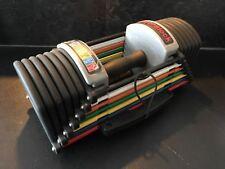 Powerblock verstellbare Hantel Kurzhantel