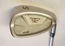 Mizuno T Zoid Sure Sand Wedge Gold Plus R400 Steel Shaft