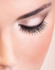 Sexy Black Deluxe False Eyelashes Extensions Baci Natural Look Eyelashes