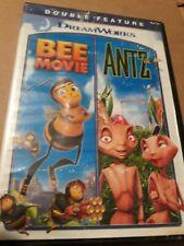 Bee Movie & Antz (2 Dvd Disc Set, Ws 2013) Dreamworks