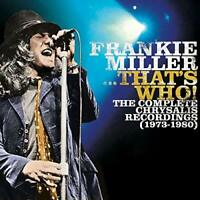 Frankie Miller - Thats Who! The Complete Chrysalis Recordings (1973  1980) [CD]
