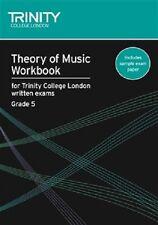 Trinity College London Theory of Music Workbook - Grade 5
