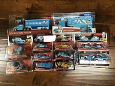 *New* Disney Cars Diecast Set Dinoco Hauler Chickhicks Mcqueen MRS the King lot