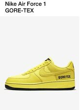 Nike Air Force 1 Gore-Tex GTX Dynamic Yellow / Black Limited Edition [EU 42.5]