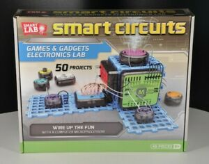 SmartLab Smart Circuits Games and Gadgets Electronics Lab
