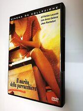 Il marito della parrucchiera (Commedia 1990) DVD film di Patrice Leconte