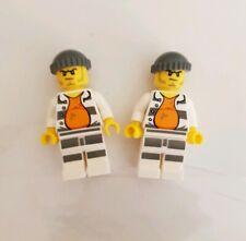 LEGO CITY MINIFIGURE cty0452 BanditNUOVO//NEW