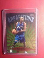 Chris Webber 1998-99 Topps Chrome Apparitions Washington Wizards,