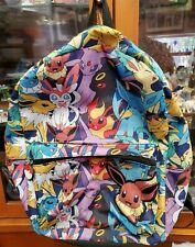 2017 POKEMON FAB NY Backpack Vaulted Pikachu Squirtle Charmander Bulbasaur