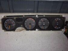 88 Firebird Trans Am 140 mph INSTRUMENT GAUGE CLUSTER 92 89 90 V8 5.7 350 Nice