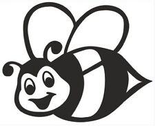 Bumble Bee, Car, Van, Truck, Camper, Caravan, Wall, Decal, Sticker. UK Made.