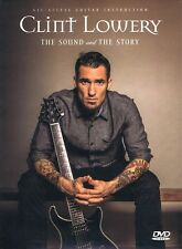 Clint Lowery – The Sound And The Story Instructional Guitar Tab Dvd