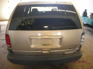 Grille Fits 96-00 VOYAGER 9810579