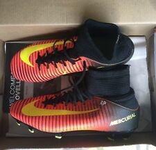 Nike jr mercurial superfly V FG Sockboots Size 5 With Box 💯 Authentic